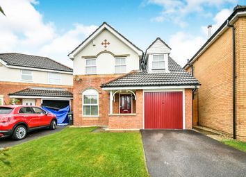 Thumbnail 3 bedroom detached house for sale in Bramdean Close, Swindon