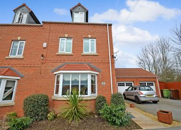 Thumbnail 4 bed semi-detached house for sale in 20 Springfield Road, Wakefield