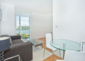 Thumbnail 1 bed flat for sale in Residence Tower, Goodchild Way, London