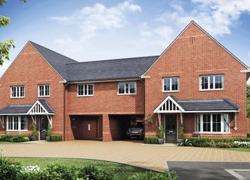 "Thumbnail 4 bed semi-detached house for sale in ""Chesham Special"" at Blackthorn Crescent, Brixworth, Northampton"