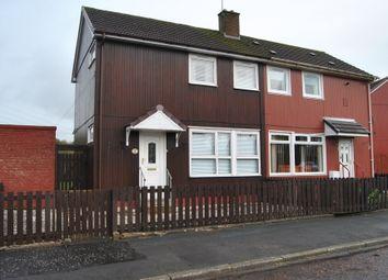 Thumbnail 1 bedroom semi-detached house for sale in Bartonhall Road, Waterloo, Wishaw