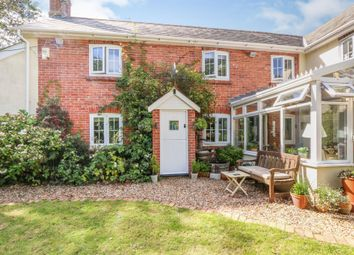 Thumbnail 4 bed detached house for sale in King George V Road, Bovington, Wareham