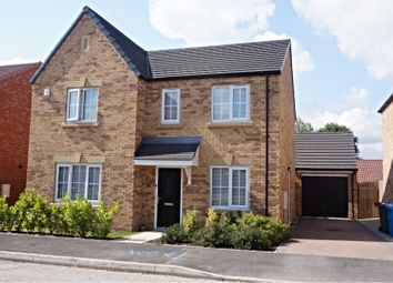 Thumbnail 4 bed detached house to rent in Chatsworth Drive, Elloughton