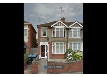 4 bed terraced house to rent in Torrington Avenue, Coventry CV4