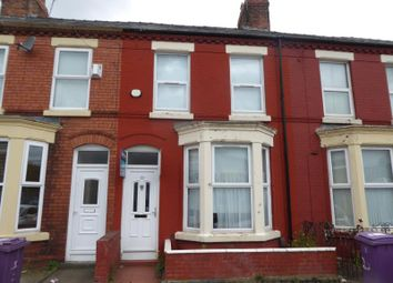 Thumbnail 4 bedroom terraced house for sale in Tabley Road, Wavertree, Liverpool, Merseyside