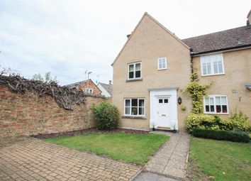 Thumbnail 3 bed end terrace house for sale in Cardinals Way, Ely