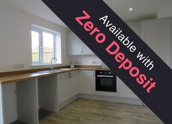 Thumbnail 3 bedroom semi-detached house to rent in Sayers Crescent, Wisbech St. Mary, Wisbech