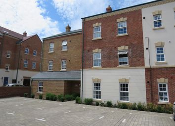 Thumbnail 2 bed flat for sale in Staldon Court, Swindon