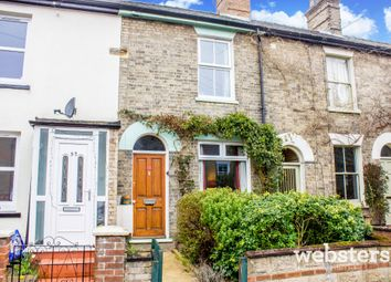 Thumbnail 2 bedroom terraced house for sale in Havelock Road, Norwich
