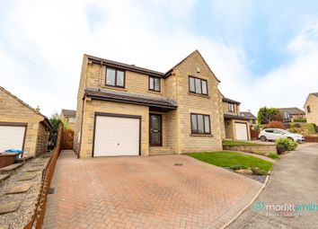 Thumbnail 4 bed detached house for sale in Walshaw Road, Worrall, - Stunning Home