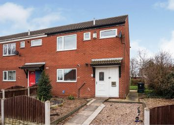 Thumbnail 2 bed end terrace house for sale in Norbreck Road, Askern, Doncaster