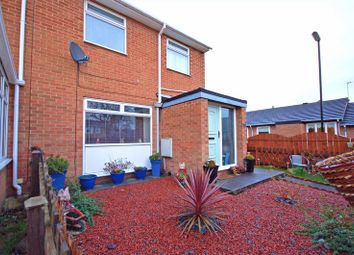 Thumbnail 3 bed semi-detached house for sale in Kings Road, West Moor, Newcastle Upon Tyne