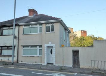 3 bed semi-detached house for sale in Camarthen Road, Swansea, West Glamorgan SA1