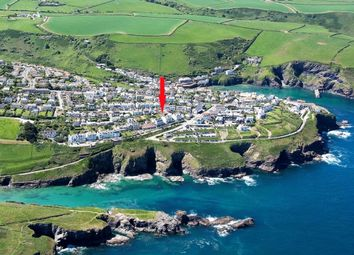 Thumbnail Land for sale in Tintagel Terrace, Port Isaac