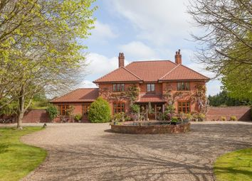 Thumbnail 6 bed detached house for sale in Colton, Norwich