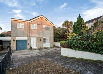 Thumbnail 4 bed detached house for sale in Holly Park, Plymouth, Devon
