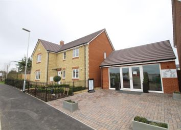 Thumbnail 4 bedroom detached house for sale in Ermin Street, Blunsdon, Swindon