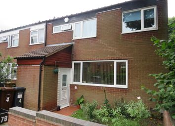 Thumbnail 4 bed end terrace house for sale in Lanchester Way, Birmingham