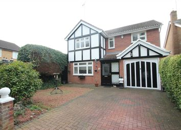 Thumbnail 4 bed detached house for sale in Raycliff Avenue, Clacton-On-Sea
