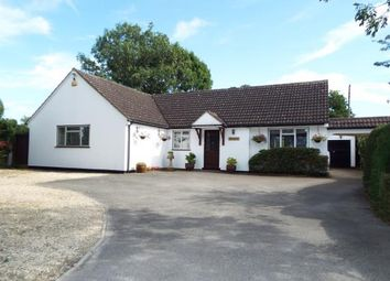 Thumbnail 4 bed bungalow for sale in Church Road, Leckhampton, Cheltenham, Gloucestershire