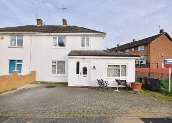 Thumbnail 4 bed semi-detached house for sale in Ashley Avenue, Corby