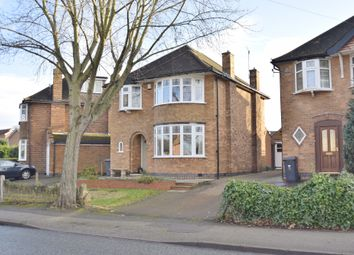 Thumbnail 3 bedroom detached house for sale in Boundary Road, West Bridgford