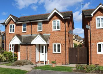 Thumbnail 2 bed semi-detached house for sale in The Gardens, Tongham