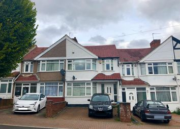 Thumbnail 3 bed terraced house for sale in Lyon Park Avenue, Wembley