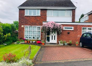 Thumbnail 4 bed detached house for sale in Kendal Drive, Gatley, Cheadle