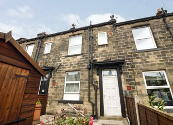 Thumbnail 1 bed terraced house for sale in Prospect Square, Farsley, Pudsey, West Yorkshire