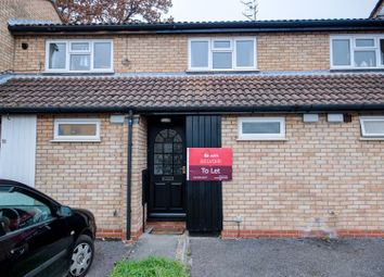 Thumbnail 1 bed terraced house to rent in Clover Close, Stratford Upon Avon