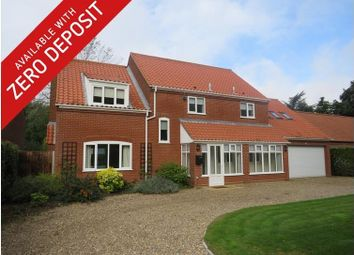 Thumbnail 5 bed property to rent in Vicarage Meadows, Dereham