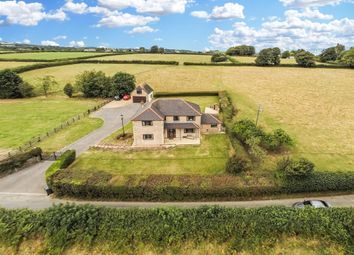 Thumbnail 4 bedroom detached house for sale in Welsh St Donats, Cowbridge, The Vale Of Glamorgan
