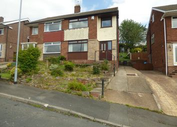 Thumbnail 3 bed semi-detached house for sale in Keppel View Road, Kimberworth, Rotherham