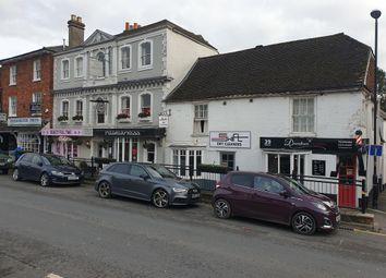 Thumbnail Retail premises to let in 38 High Street, Marlborough, Wiltshire