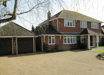 Thumbnail 4 bed detached house for sale in Middle Lodge, Village Road, Dorney, Berkshire