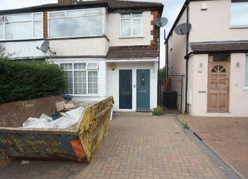 Thumbnail Semi-detached house to rent in Wood End Gardens, Northolt