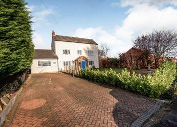 Thumbnail 4 bed detached house for sale in Station Road, Walkeringham, Doncaster