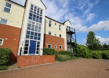 Thumbnail 2 bedroom flat to rent in East Moor Drive, Wolverton Mill, Milton Keynes