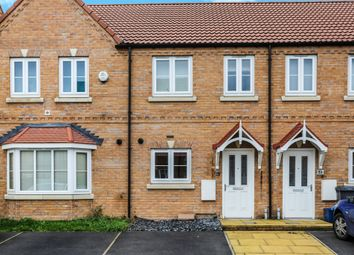 Thumbnail 2 bed terraced house for sale in Canalside View, Kilnhurst, Mexborough