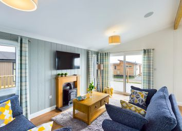 Boswinger, St. Austell PL26. 3 bed lodge for sale