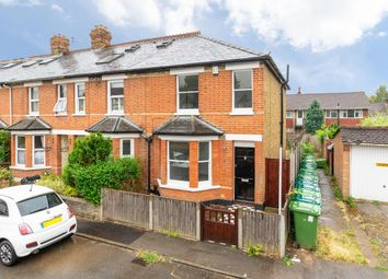 Thumbnail 3 bed end terrace house for sale in Glebeland Gardens, Shepperton