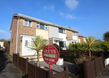 Thumbnail 3 bed end terrace house for sale in Redwood Road, Poole