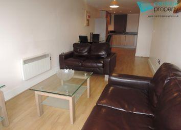Thumbnail 1 bedroom flat to rent in Arena View, Clement Street, Birmingham
