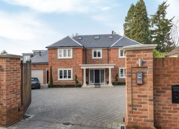 Thumbnail 7 bed detached house to rent in Gorse Hill Lane, Virginia Water, Surrey