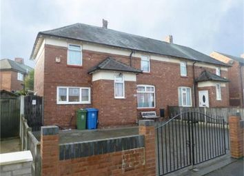 Thumbnail 3 bed semi-detached house for sale in Nightingale Drive, Mansfield