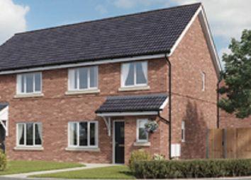 Thumbnail 3 bedroom semi-detached house for sale in Edward Boyle Close, Carlisle, Cumbria