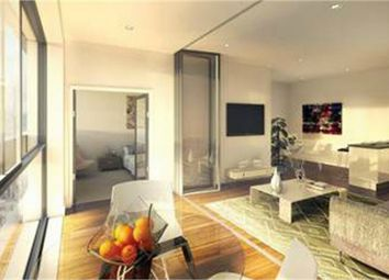 Thumbnail 2 bed flat for sale in The Pump Tower, Royal Victoria Dock, London