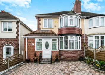 Thumbnail 3 bed semi-detached house for sale in Stanley Road, West Bromwich
