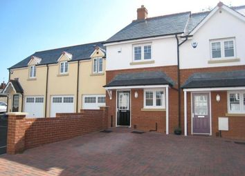 Thumbnail Terraced house for sale in Carslake Close, Sidmouth, Devon